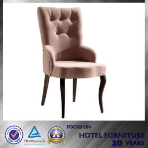 Fabric Upholstery Dining Chair for Hotel Used 8042