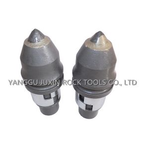 Rock Drilling Tools B47k22-H/Round Shank Cutting Picks/Bullet Teeth/Foundation Drilling Tools