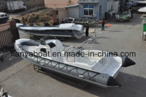 Liya 27ft Rigid Inflatable Boat China Rib Boat with Engines for Sale pictures & photos