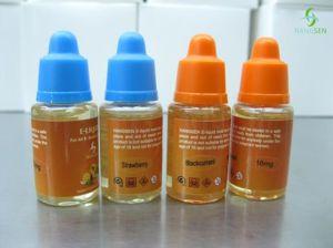 Fruit Flavor E Liquid with Nicotine, Hangsen USP Grade E Juice pictures & photos