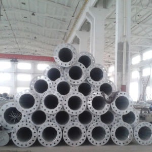 HDG Electric Steel Tubular Pole pictures & photos