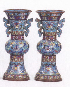 Cloisonne Vase Sb063 pictures & photos