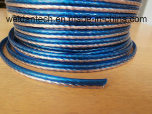 Professional Made 30meter Hi Definition AWG14 Speaker Wire Cable pictures & photos