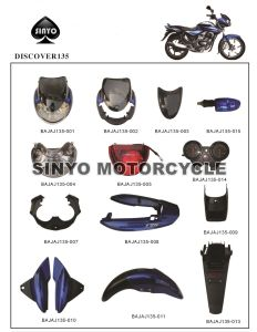 Wholesale Bajaj Hot Sell Motorcycle Spare Parts pictures & photos