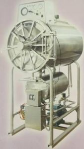 Med-S-Wy21.600-P Horizontal Cylindrical Pressure Steam Sterilizer Autoclave pictures & photos