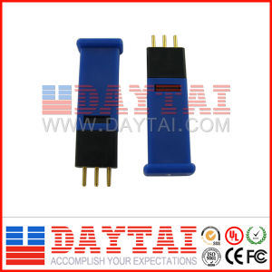 GS-B Series Blue Color Fixed Plug-in CATV Attenuator pictures & photos