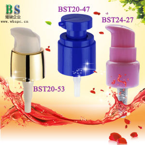 PP Cosmetic Cream Pump pictures & photos