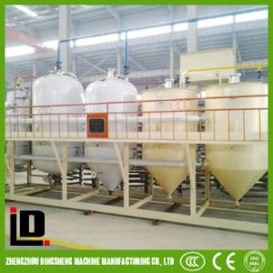 Dingsheng Crude Physical Oil Refinery Equipment pictures & photos