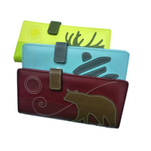Fashion Designed Wallet / Purse (WD-022) pictures & photos