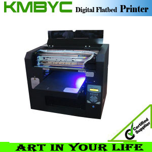 Presents for Christmas Inkjet Printing Machine Semi Automatic CD DVD, A4UV Printer Price pictures & photos