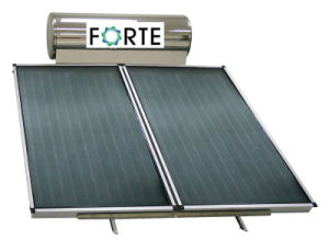 Home High Quality Flat Plate Solar Collector pictures & photos