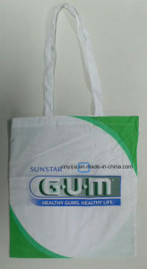 Promotional Fashion Eco Friendly Tote Bags with Long Handles