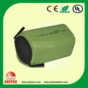 Sc Size 7.2V 800mAh Ni-MH Rechargeable Battery Pack pictures & photos