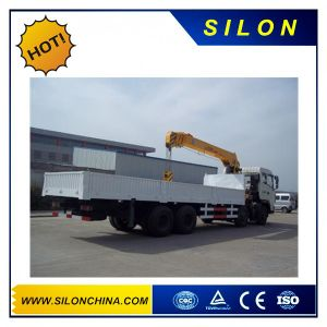 Best Selling Pickup Crane 16ton Sq16zk4q Truck Mounted Crane pictures & photos