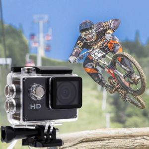 Cheapest HD 720p 30m Underwater Waterproof Mini DV Dving Sport Cam pictures & photos