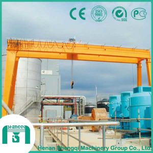 Mg Type Industry Application Double Girder Gantry Crane pictures & photos