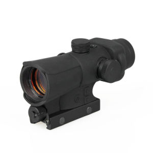 Airsoft Tatical Hunting Red DOT Reflex Sight 4 Reticles Scopefor Rifle Scopes Cl2-0107 pictures & photos