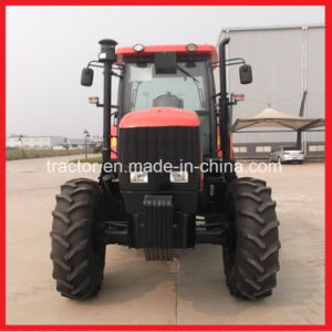 110HP Farm Tractor, Four Wheeled Agricultural Tractor (KAT 1104) pictures & photos