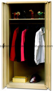 Premium Office School Home Hotel Mililtary Use Metal Steel Clothe Cupboard pictures & photos