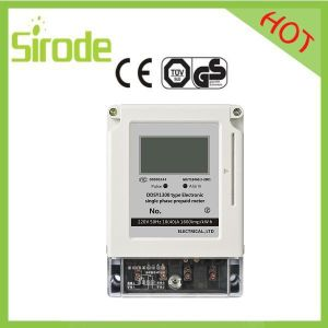 The Ddsy794 Type Single-Phase Electronic Prepaid Energy Meter