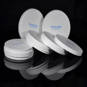 Dental CAD Cam Zirconia Puck Disc for Labs pictures & photos