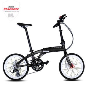 2015 Disc Brake Bicycle with Titanium Alloy Frame by Standrace
