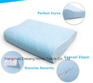 2014 Hot Sale Memory Foam Bamboo Pregnancy Pillow pictures & photos