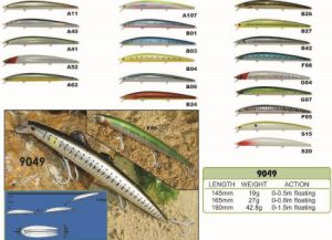 Fishing Lure Trolling Bait Fishing Tackle pictures & photos