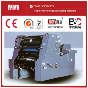 Single Color Offset Printing Machine pictures & photos