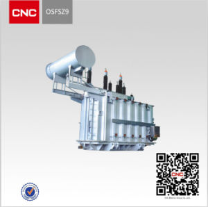 Double-Winding Non-Excitation Tap-Changing Oil Immersed Distribution Transformer of 6~10V pictures & photos