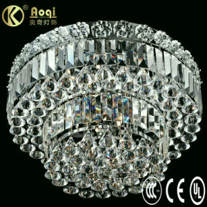 LED Modern Design Luxury Crystal Ceiling Lamp (AQ40001-9+10C) pictures & photos
