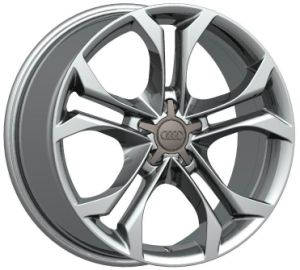 Replica Alloy Wheel for Audi (BK227) pictures & photos