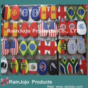 Car Mirror Cover with Flags of The World, Promotional World Car Flag pictures & photos