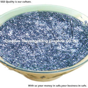 Crystalline Natural Flake Graphite Powder for Industries China Manufactuerer