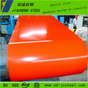China Cheap Color Coated Steel Coil for Steel Products pictures & photos