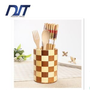 10*12cm China Factory Direct Bamboo Healthy Storage Tube pictures & photos