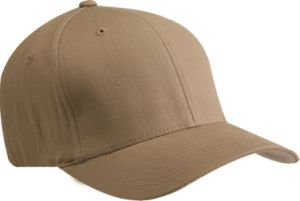 V-Flexfit Cotton Twill Fitted Hat