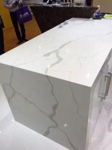Artificial Quartz Stone Kitchen Countertops pictures & photos