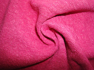 Hemp Bamboo Blenched Jersey Knit Fabric pictures & photos
