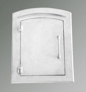 Aluminum Permanent Mold Castings Mail Box Door pictures & photos