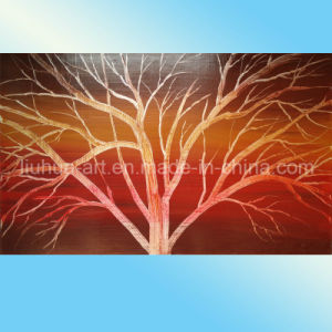 Modern Art Wall Trees Paintings for Sale (LH-155000) pictures & photos