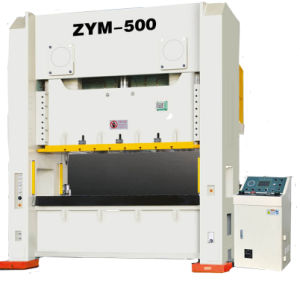 Closed Type Double Point Power Press Zym-500ton pictures & photos