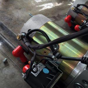 DC12V Hydraulic Pump Dump Trailer Double Acting 3 Quart pictures & photos