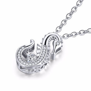 Dragon Pendants 925 Silver Jewelry with Dancing Diamond pictures & photos