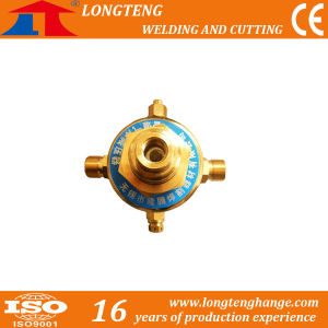 Acetylene Gas Regulator for CNC Gas Cutting pictures & photos