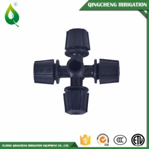 Micro 4 Way Agricultural Irrigation Fogger Mister Dripper pictures & photos