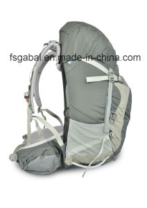 55L Outdoor Nylon Mountaineering Camping Sports Travel Hiking Bag Backpack pictures & photos