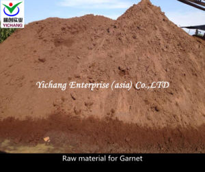 Garnet Abrasive Grit pictures & photos