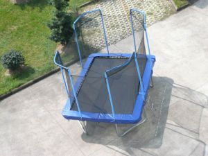 7x10FT Square Sports Trampoline SX-FT (E)