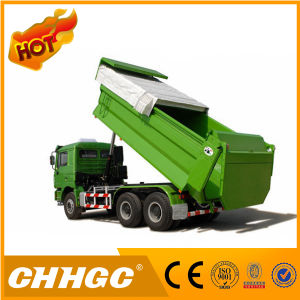 Intelligent Dump Truck Dump Tipper with Cover pictures & photos
